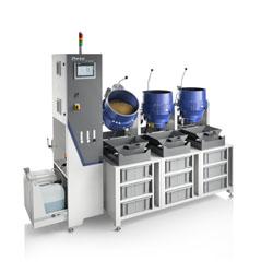 Прецизионное галтовочное оборудование OTEC